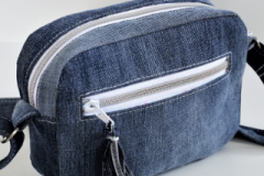 Cambag Tasche aus alter Jeans Upcycling